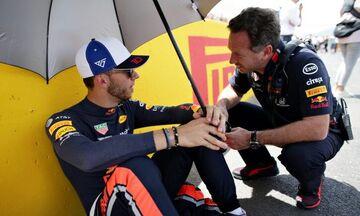 Χόρνερ για Γκασλί: «Είναι πληγή για τη Red Bull»