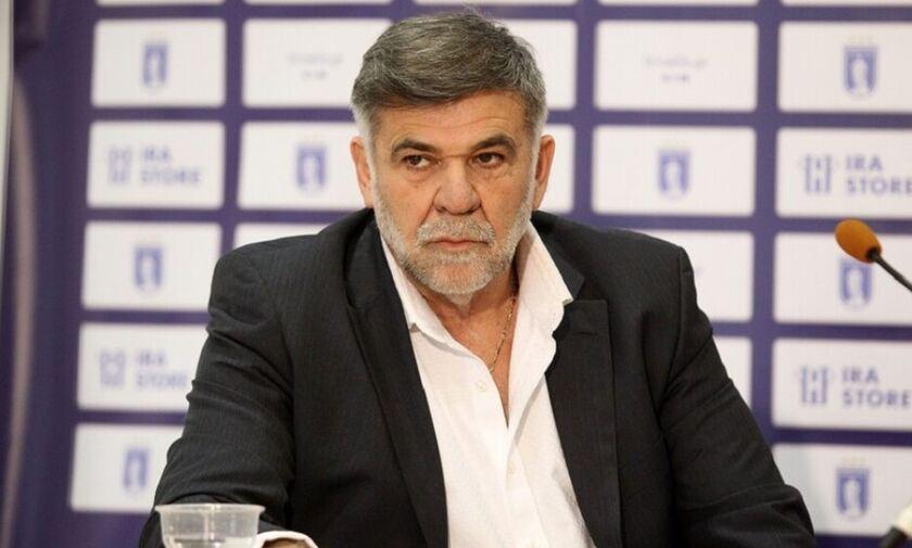 Τομ Παπαδόπουλος (Ηρακλής): «Εστειλα 50.000 ευρώ για να πάρουμε το ΑΦΜ του Βόλου»