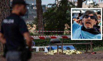 Λάτσιο: Νεκρός ο αρχηγός των οργανωμένων με σφαίρα στο κεφάλι