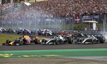 Σκέψεις για αγώνα σε Σαουδική Αραβία από τη Formula 1
