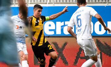 Κραϊόβα - ΑΕΚ 0-2: Με κορυφαίο τον «παγκίτη» Λιβάγια (highlights)