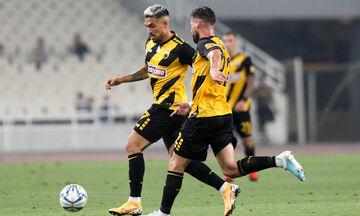 ΑΕΚ: Έκανε αλλαγή στο πρώτο ημίχρονο έπειτα από δύο σεζόν