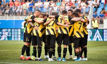 Κραϊόβα - ΑΕΚ 0-2: Tα γκολ των Μάνταλου και Λιβάγια (vid)
