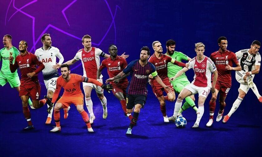 Οι υποψήφιοι για τα... Όσκαρ του Champions League!