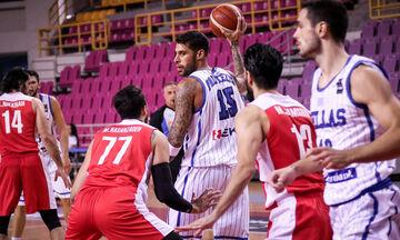 Ελλάδα - Ιράν 82-68: Φιλική νίκη με κορυφαίους Πρίντεζη και Μπουρούση