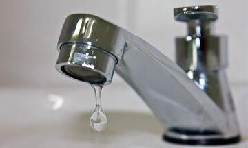 ΕΥΔΑΠ: Διακοπή νερού σε Πειραιά, Νέα Χαλκηδόνα, Νέα Φιλαδέλφεια, Γλυφάδα