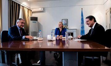 Κυπριακό: Στις 09:30 η κρίσιμη συνάντηση Αναστασιάδη - Ακιντζί