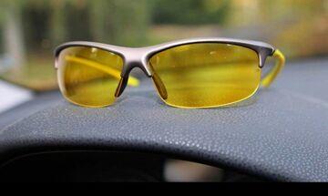 Βοηθούν τα κίτρινα γυαλιά στη νυχτερινή οδήγηση;