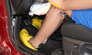 Άχρηστοι οι αερόσακοι γονάτων οδηγού;