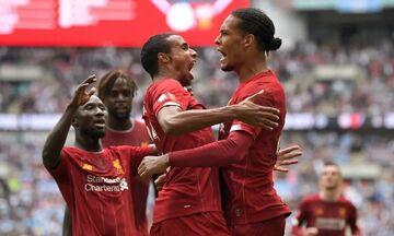 Λίβερπουλ - Νόριτς 4-1: Όλα τα γκολ από την ευρεία νίκη των «Reds» (highlights)