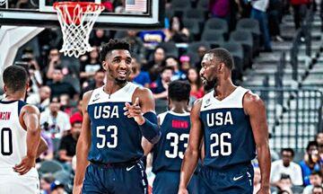 Η Team USA συστήθηκε στο μπασκετικό κοινό (vid)