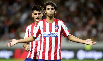 Ατλέτικο Μαδρίτης - Γιουβέντους 2-1: Τα τρία γκολ του αγώνα (highlights)