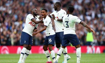 Τότεναμ - Άστον Βίλα 3-1: Τα αποτελέσματα και τα highlights της Premier League