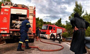 Σε κατάσταση συναγερμού για πυρκαγιές η Ελλάδα την Κυριακή! (pic, vid)