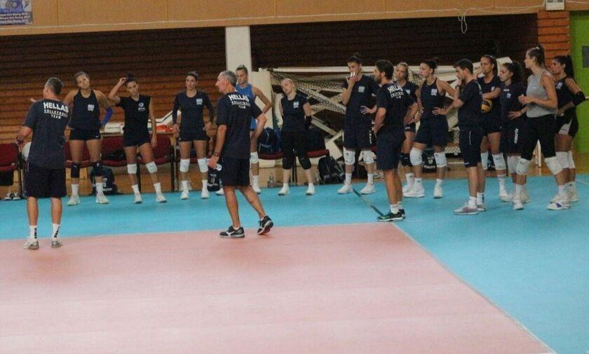 Ξεκίνημα με ήττα για την Εθνική στο Savaria Cup, 2-3 από την Ουγγαρία