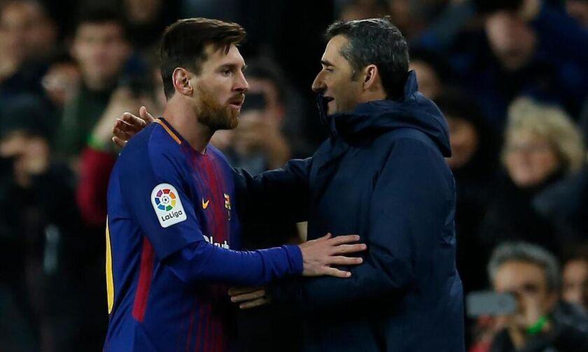 Βαλβέρδε: «Δύσκολα θα προλάβει την πρεμιέρα της La Liga ο Μέσι»
