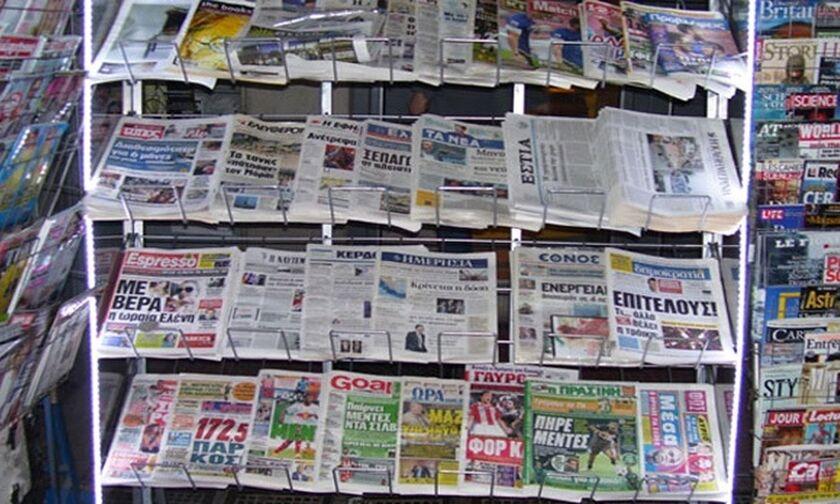 Τα πρωτοσέλιδα των αθλητικών εφημερίδων (12/8): Εθνική μπάσκετ, μεταγραφικά, ευρωπαϊκές μάχες