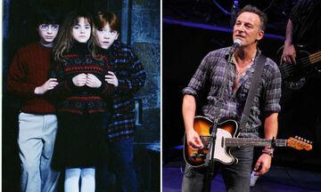 Αυτό είναι το τραγούδι του Bruce Springsteen που είχε γράψει για το soundtrack του Χάρι Πότερ