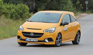 Δοκιμή Opel Corsa GSi