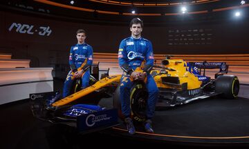 To come back της McLaren και το πολλά υποσχόμενο δίδυμο Σάινθ-Νόρις