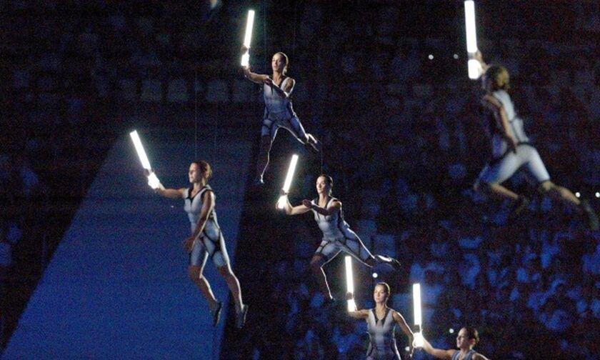 Σαν σήμερα: Η τελετή έναρξης των Ολυμπιακών Αγώνων το 2004! (vids)