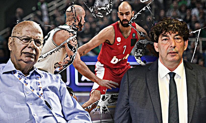 Η κατρακύλα του μπάσκετ: Ιδού τα κωμικοτραγικά «γερά θεμέλια»