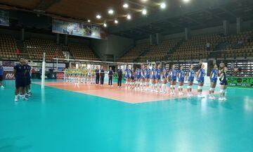 Βόλεϊ Γυναικών: Νίκη με 3-1 της Εθνικής επί της Σλοβενίας