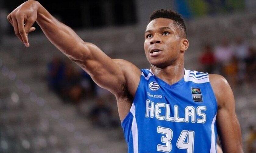 Αντετοκούνμπο: Πρώτος σε ψηφοφορία της FIBA για MVP του Παγκοσμίου Κυπέλλου (pic)