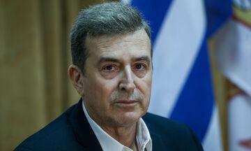 Χρυσοχοΐδης: «Έξω από τα γήπεδα η αστυνομία»