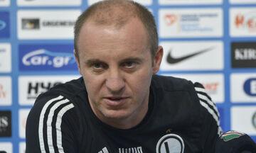 Βούκοβιτς για Ατρόμητο: «Είμαστε έτοιμοι για ένα δύσκολο παιχνίδι»