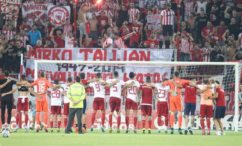 Τα highlights του Ολυμπιακός - Μπασακσεχίρ 2-0 (vid)