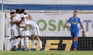 Ατρόμητος - Λέγκια 0-2: Ευρώπη... τέλος για τους Περιστεριώτες (vids)