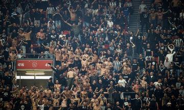 Oι οπαδοί του ΠΑΟΚ έβριζαν λάθος Πόουσον -  Καμία σχέση με τον διαιτητή του 'Αμστερνταμ! (pics)