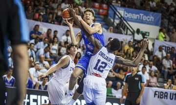 EuroBasket U16: Ήττα της Εθνικής από την Ιταλία με 64-63