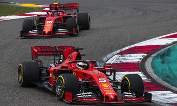 Με αναβαθμισμένο κινητήρα στο Βέλγιο η Ferrari