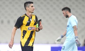 ΑΕΚ - Κραϊόβα: Το γκολ του Μάνταλου για το 1-0 (vid)