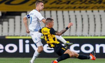 ΑΕΚ - Κραϊόβα: Ισοφάρισε σε 1-1 ο Ιβάνοφ (vid)
