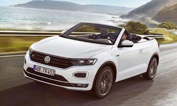 Αποκάλυψη του VW T-Roc Cabriolet