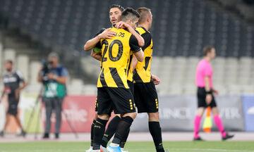 ΑΕΚ - Κραϊόβα 1-1: Στα playoffs του Europa League οι «κιτρινόμαυροι» (vid)