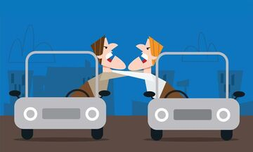 Οδηγίες αποφυγής τσακωμού στην οδήγηση!