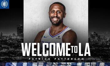 Κλίπερς: Ανακοίνωσαν Πάτερσον (pic)