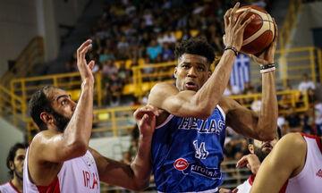Toυρνουά Ακρόπολις: Σε ποιό κανάλι θα δείτε την εθνική μπάσκετ και τον Γιάννη Αντετοκούνμπο
