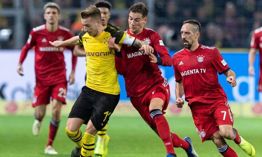 Bundesliga: Η Μπάγερν και οι... άλλοι!