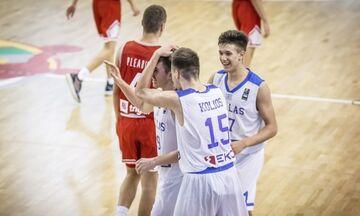 Ελλάδα - Κροατία 92-84: Με τους Τούρκους για την 5η θέση οι Παίδες