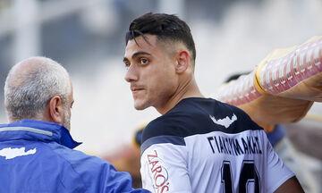 ΟΦΗ: Συνεχίζει ως δανεικός από την ΑΕΚ ο Γιακουμάκης