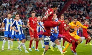 Bundesliga: Γκέλα με το... καλημέρα η Μπάγερν, 2-2 με τη Χέρτα (highlights)