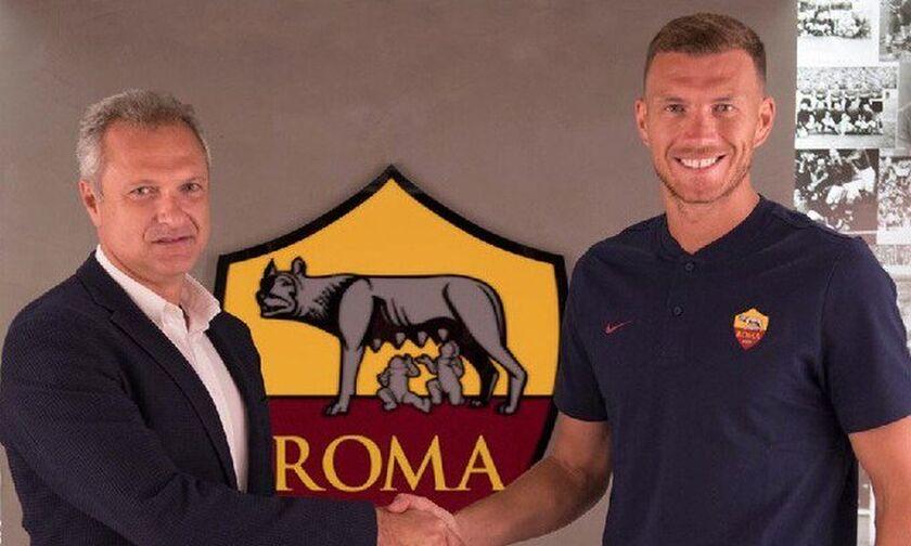 Ρόμα: Ανανέωσε ο Τζέκο μέχρι το 2022!