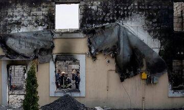 Ουκρανία: 8 νεκροί και 10 τραυματίες σε πυρκαγιά ξενοδοχείου στην Οδησσό