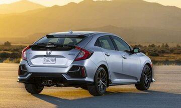 Ανανέωση για το Honda Civic Hatchback