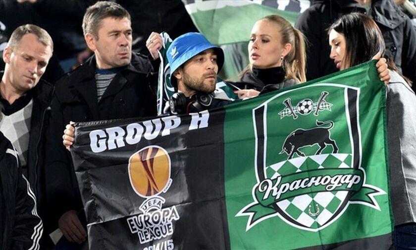Ολυμπιακός - Κράσνοναρ: Λίγοι οι Ρώσοι οπαδοί στο Φάληρο